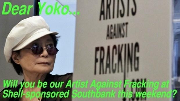 Dear Yoko