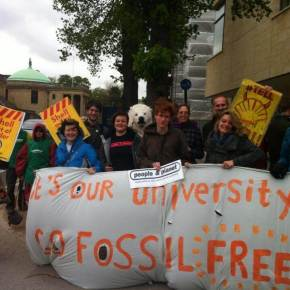 How fossil-fueled is your university? Take part in our research!
