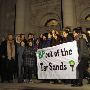 Tate members AGM dominated again by BP sponsorship controversy