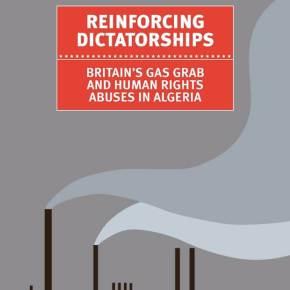 BP et le Royaume-Uni interpelés sur des accords de gaz et d'armement avec le régime algérien