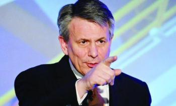 Is Ben van Beurden, CEO of Shell, considering a takeover of BP?