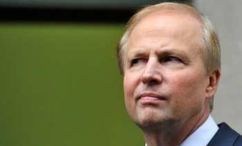 Bob Dudley, CEO of BP - how does he view the prospect of a Shell take over?
