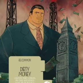Dirty Money - Europe's Thirst for Oil in Nigeria 25th June 18.30 at the Free Word Centre.
