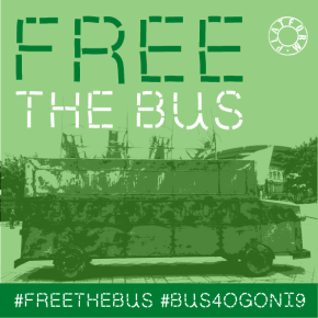 Release the Bus memorial NOW: Artists, campaigners and others speak out!