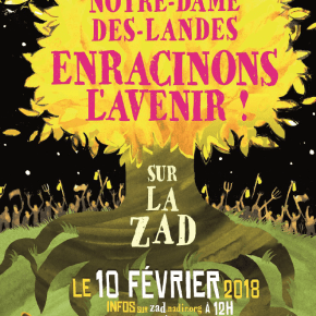 La Zad puts down roots – sensing the future
