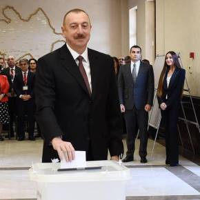Aliyev re-elected as President for another 7 years – the chain of oil autocracy that binds Azerbaijan