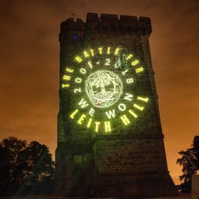 Victory at Leith Hill! Divest Fracking!  Resisting sites of speculation