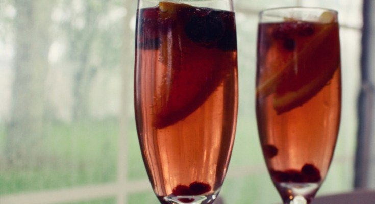 Bubbles and Brunch at Flag Hill Winery and Distillery