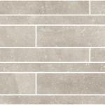 Limestone Taupe Brick Wall Mosaic