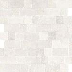 Limestone Ivory Spaccatella Mosaic