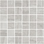 "Travertino Grey 2"" x 2"" Mosaic"