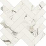 Cote Azure Deluxe Herringbone Mosaic