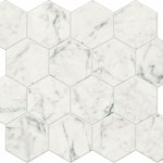 Michelangelo Extra White Mosaic D