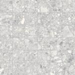 "Bianco Mosaico 2""x2"""
