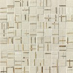 Blok Metal Beige Gold Mosaico