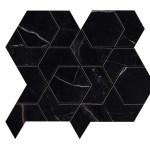 Marvel Black Atlantis Mosaico Hex Lappato