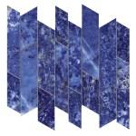 Marvel Ultramarine Mosaico Liberty Lappato