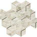 Marvel Royal Calacatta Mosaico 3D