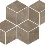 Raw Mud Mosaico Esagono