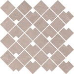 Raw Rose Mosaico Block WALL