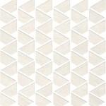 Raw White Mosaico Flag WALL
