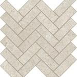 Rise Cloud Herringbone Mosaic