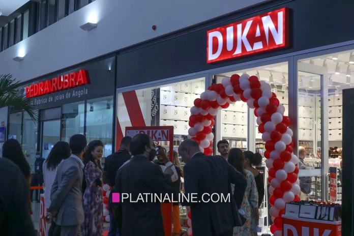 10ª Loja da DUKAN é inaugurada no Shopping Nova Vida