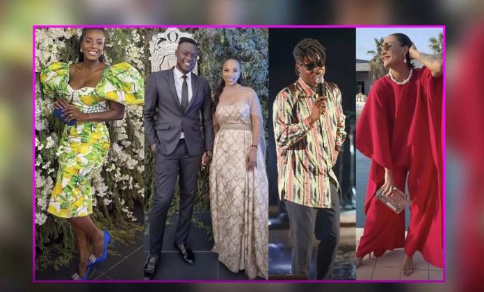 Final de semana de casamentos e shows: Looks dos famosos