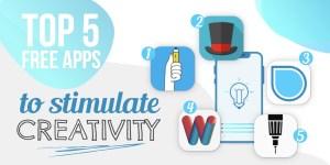 creativity free apps