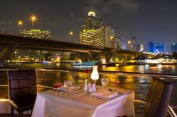 best food in luxury yacht Malaysia
