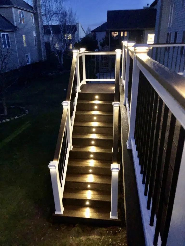 platinum decking deck gallery trex