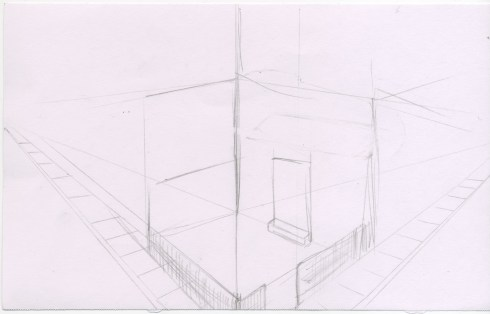 Corner Building 1