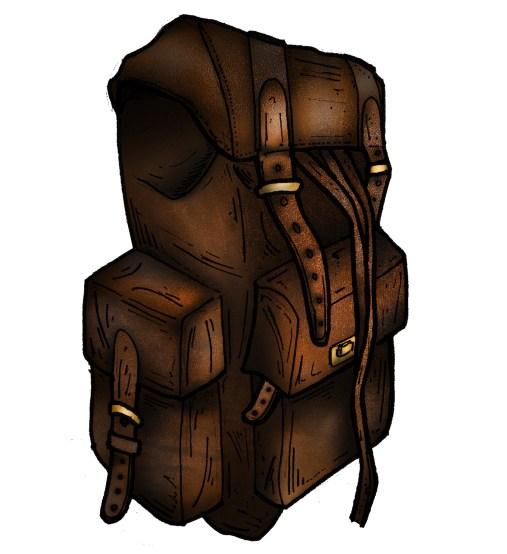 Leather Bulk Bag