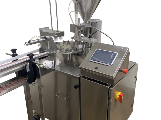 packaging machinery for pre-pack meal kit