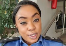Dolapo Badmos, The Zonal Police PRO, has a word of advice ladies, married or in a relationship, to avoid checking their partner's phone.