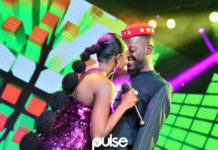 Adekunle Gold and Simi celebrate 1st wedding anniversary with cute messages