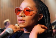 Asa was a guest on Cool FM for a rare interview