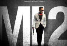 Cover art for 'MI2' by MI Abaga.