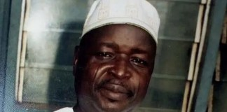 One of Nollywood's veteran actors, Toyosi Arigbabuwo is dead.The actor passed away on Monday, January 13, 2020, at his home located at Ile-Alli, #Ibadan, #OyoState, following a prolonged illness. [PremiumTimes]