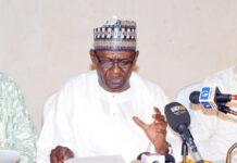 President Association of Bereau De Change Operators of Nigeria (ABCON) Aminu Gwadabe