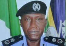FCT Police Commissioner, Bala Chiroma