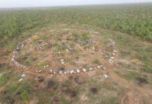 Boko Haram camp