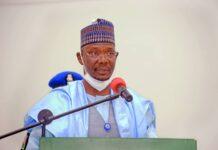 Nasarawa state governor, Abdullahi Sule