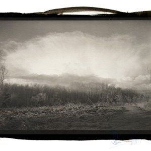 Platinum Print of Bellingham, WA