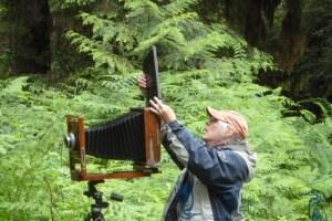 Ken Osthimer changing film