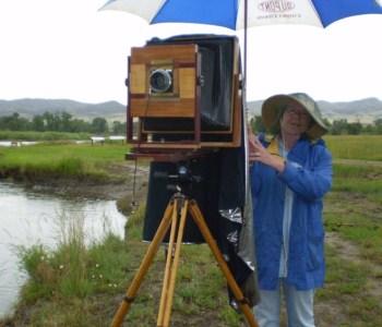 Photographer assistant