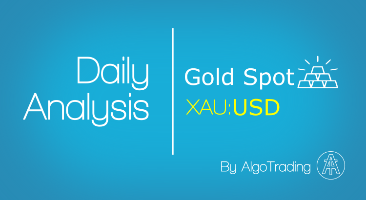 Gold Spot price Technical Analysis