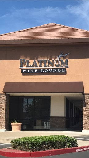 Our brand new sign just got installed.  It's official!
