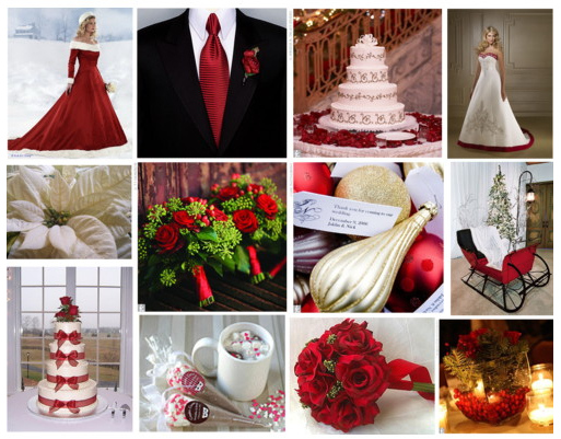 1000+ Images About Christmas Wedding Theme Inspiration On