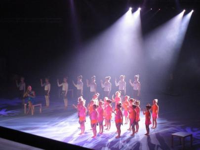 Höganäs Gymnastikförenings Julshow